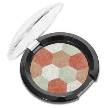 Mosaic Pressed Bronzer / Pudra bronzanta mozaic