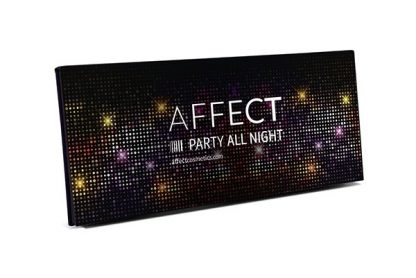 Party All Night Pressed Eyeshadows Palette / Paleta fard compact pentru ochi (machiaj de seara )