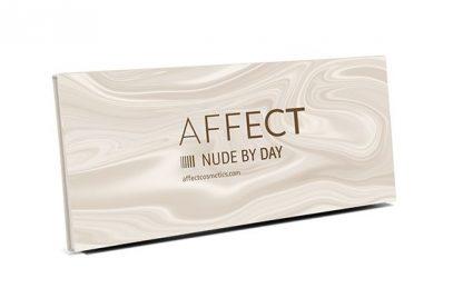 Nude By Day Pressed Eyeshadows Palette / Paleta fard compact pentru ochi – Nude by Day (machiaj de zi )