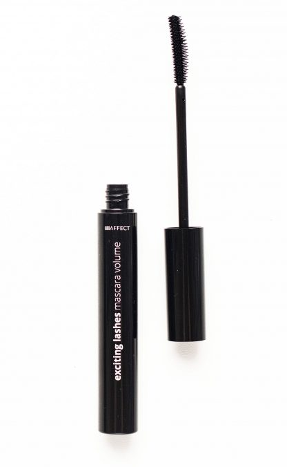 Exciting Lashes Volume Mascara/Mascara cu efect de volum
