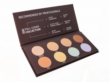 Full Cover Collection Camouflages Palette / Paleta de camuflaj cu acoperire maxima